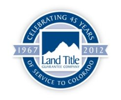 Land Title About Us 45 Anniversary