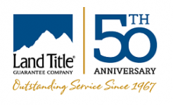 Land Title About Us 50 Anniversary