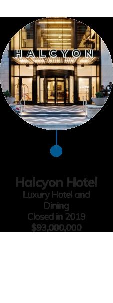 Timeline5 Halycon